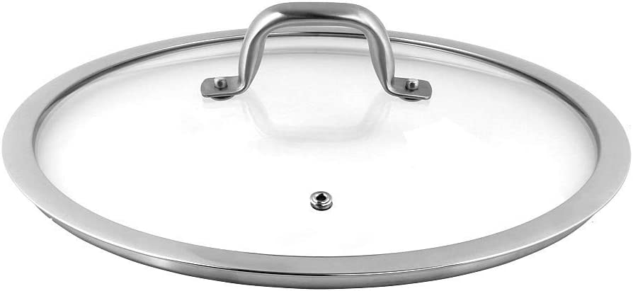 Duxtop Cookware Glass Replacement Lid (9 Inches): Home & Kitchen