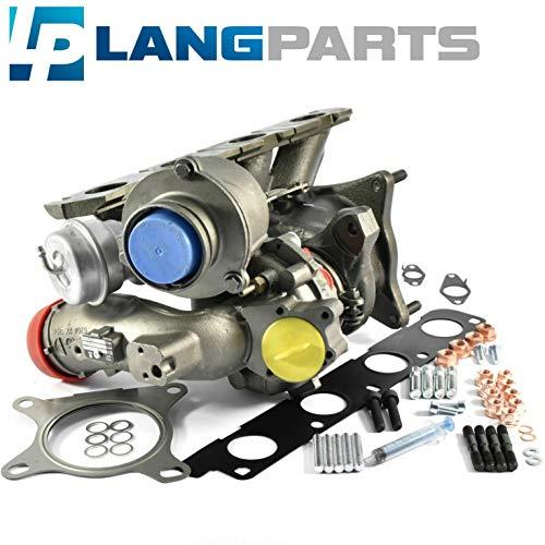 Turbolader 53039700105 mit Dichtungsatz Montagesatz (Preis inklusive 100,00€ Pfand) AXX BWA BPY