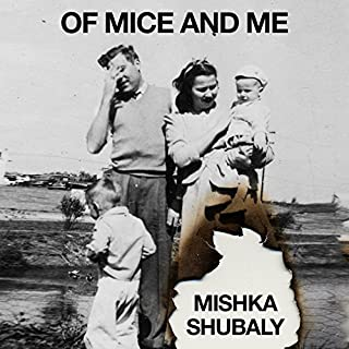 Of Mice and Me audiobook cover art