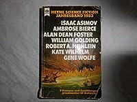 Heyne Science Fiction Jahresband 1983 3453308948 Book Cover