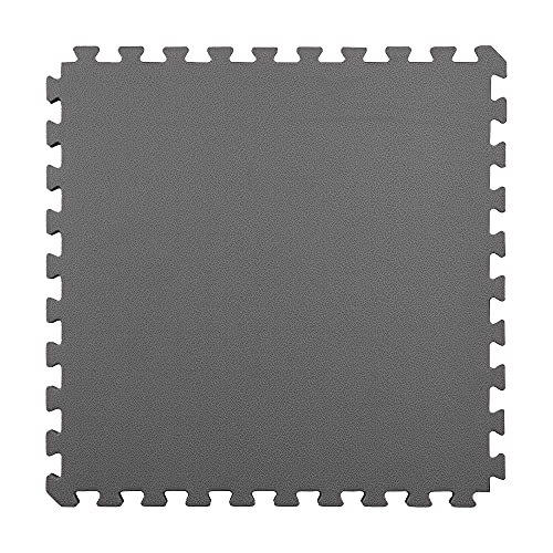 IncStores 1 Inch Thick MMA Foam Flooring Tiles   Extra...