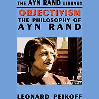 Objectivism audiobook cover art