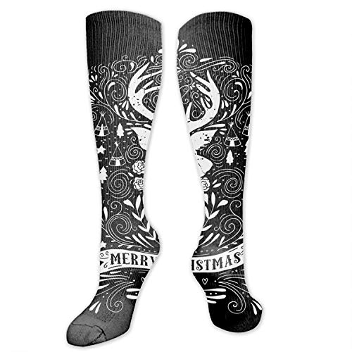 wu Fashion Travel Breathable Socks Drops Glare Glass Dark Digital Art Men & Women Running Casual Socks