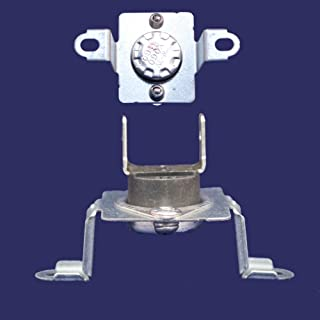 Samsung DC96-00887A Dryer Thermal Cut-Off Fuse Genuine Original Equipment Manufacturer (OEM) Part