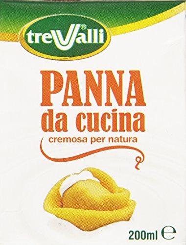 Panna da Cucina, Trevalli