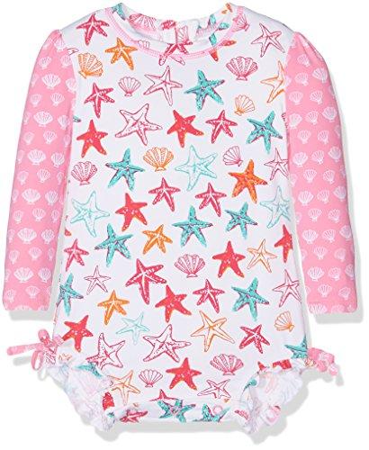 Hatley Baby Rash Guard T-Shirt, Étoile de mer, 9 Mois Bébé garçon
