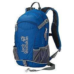Jack Wolfskin unisex backpack Velocity 12, classic blue, 45 x 29 x 6 cm, 12 liters, 2000923