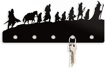Porta Chaves 25x10 - JORNADA