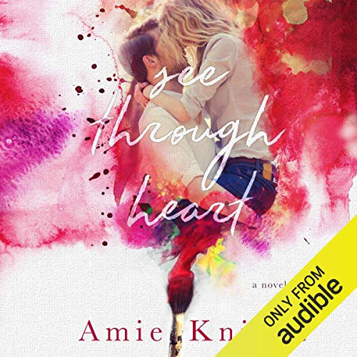See Through Heart audiobook cover art