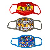 Youth Paw Patrol Reusable Face Masks (3-Pack)