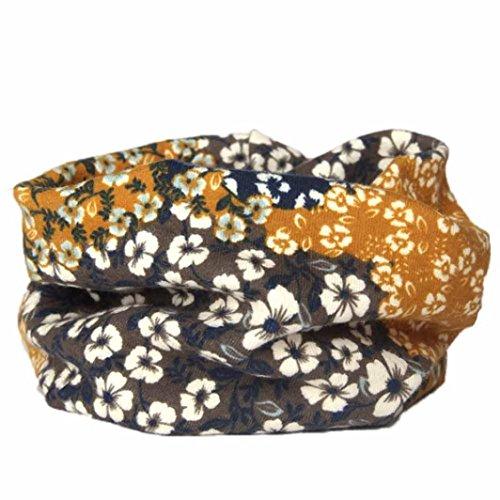 Fuibo babysjaal, herfst winter jongens meisjes kraag baby sjaal katoen O-ring halsdoeken