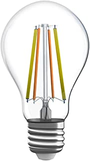 B02 F-A60 Wi-Fi Smart LED Filament Bulb 60W Equivalent Vintage Edison Light Bulb Dimmable Tunable White(2200K-6500K) 806LM...