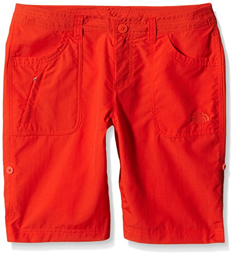 The North Face Horizon Sunnyside Short Femme Fiery Red FR : S (Taille Fabricant : 6)