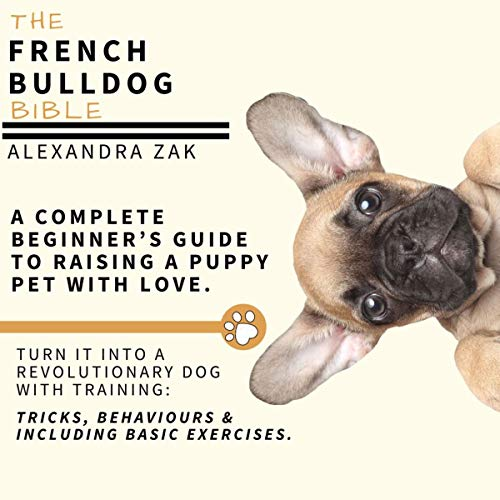 The French Bulldog Bible cover art