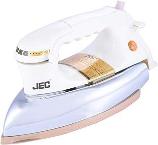 Jec  Di-5337 Automatic Dry Iron , White