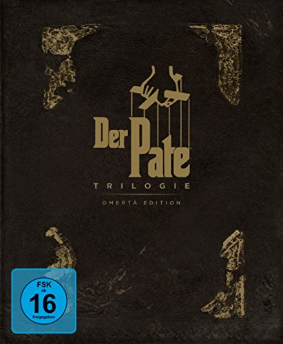 Der Pate Limited Collection - Omertà Edition [Blu-ray]