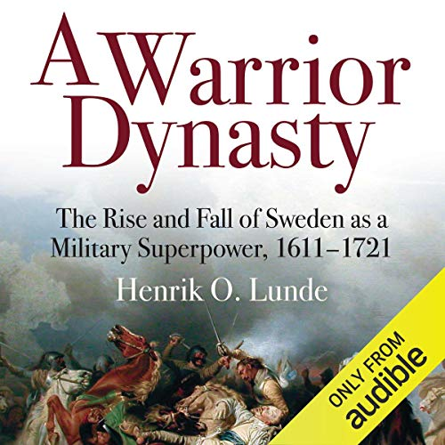 A Warrior Dynasty cover art
