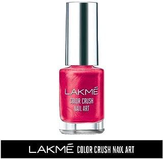 Lakme Color Crush Nailart, M1 Ox Blood, 6 ml