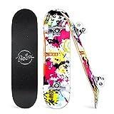 Beleev Skateboards for Beginners, 31 Inch Complete...