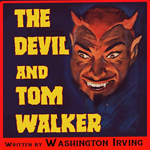 The Devil and Tom Walker cover art