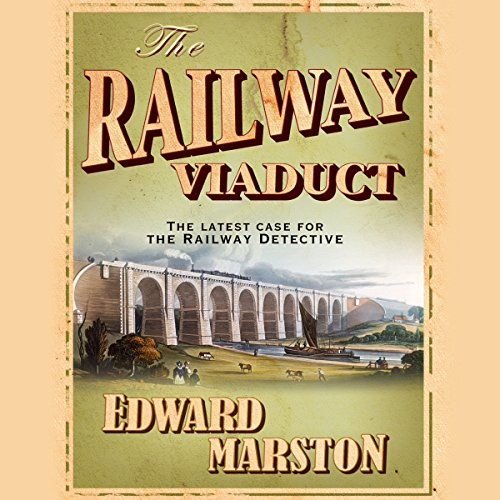 The Railway Viaduct audiobook cover art