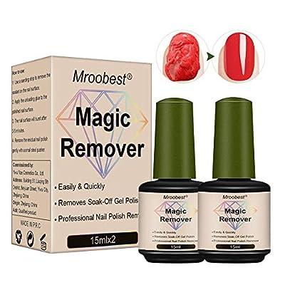 Nail Polish Remover Magic