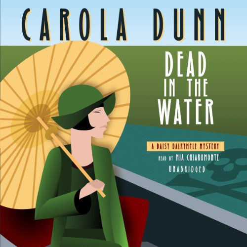 Dead in the Water copertina