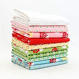 Lori Holt Fat Quarter Bundle (LH.10FQ.C) by Mixed Designers for Southern Fabric