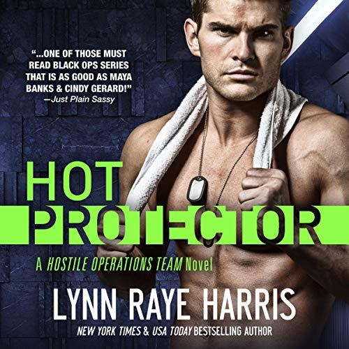 Hot Protector     A Hostile Operations Team Novel, Book 9              De :                                                                                                                                 Lynn Raye Harris                               Lu par :                                                                                                                                 Aiden Snow                      Durée : 7 h et 51 min     Pas de notations     Global 0,0