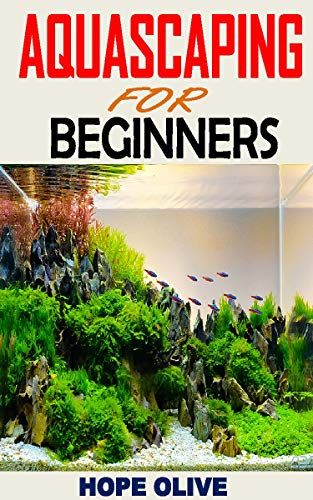 AQUASCAPING FOR BEGINNERS: Discover everything you need to know about aquascaping (English Edition)