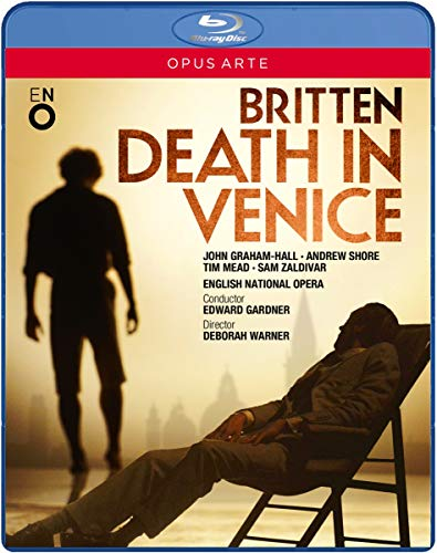 Britten: Death In Venice (English National Opera) [Blu-ray] [Alemania]