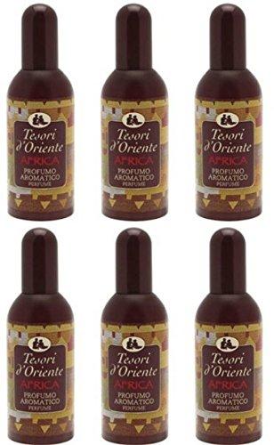 6 parfums Afrique Tesori d'Orient Parfum aromatique lot stock offre