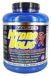 Gluten And Aspartame Free Hydrobolic FX Pro Whey Protein Isolate Makes A Great Tasting Top Rated Powder Option It Comes In Chocolate Vanilla