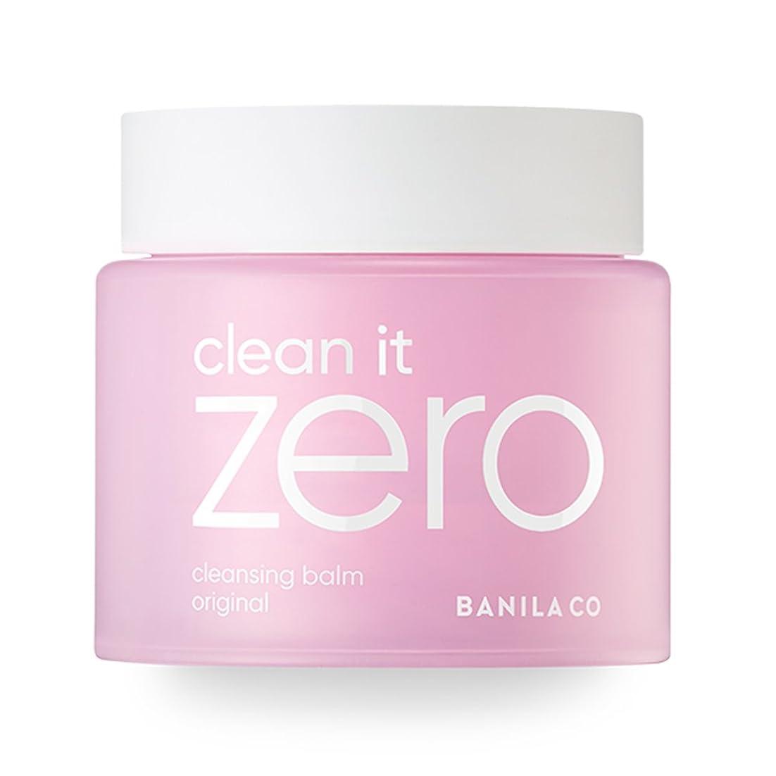 堂々たる終わり面BANILA CO(バニラコ)公式ストア  バニラコ クリーン イット ゼロ クレンジング バーム オリジナル / Clean It Zero Cleansing Balm Original 180ml