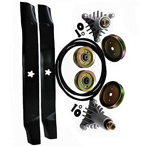 (New) DYT4000 42 Lawn Mower Deck Parts Rebuild Kit Compatible with Sears Craftsman fits 130794, 174883, 134149, 131494, 173437