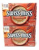 Swiss Miss Pumpkin Spice Hot Cocoa Mix Bundle of 2