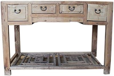 TopKit 5212RB Mesa de Escritorio Burgos 5212 con cajón y Puerta ...