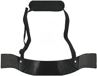 Weightlifting Arm Blaster Adjustable Bodybuilding Bomber Bicep black color