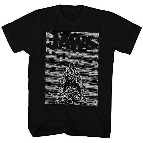 Jaws - Mens Jaw Division (Joy Division) T-Shirt - S to XXXL