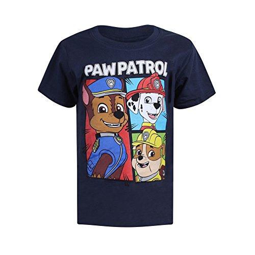 Paw Patrol Team Camiseta para Niños