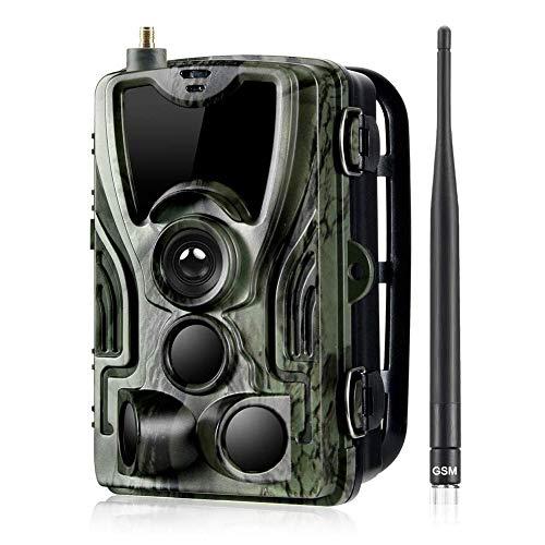 Wildlife Trail Camera 2G, cámara para juegos de caza 16MP...