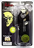 "Mego Action Figures, 8"" Glow in The Dark Nosferatu with Black Coat  (Limited Edition Collector's Item)"