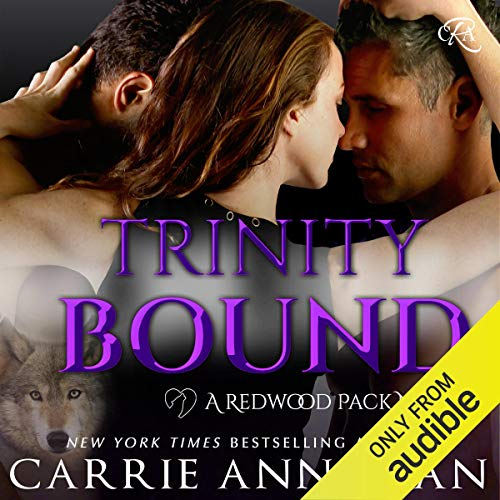 Trinity Bound audiobook cover art