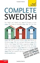 Complete Swedish (Teach Yourself) by Vera Croghan (2010-10-29)