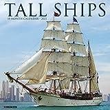 Tall Ships 2021 Wall Calendar