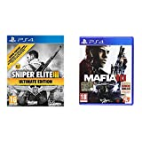 Sniper Elite Iii Ultimate Edition & 9 Dlc Packs Ps4- Playstation 4 & Mafia III PlayStation 4