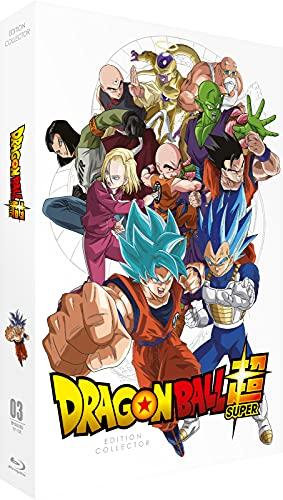 Dragon Ball Super-Partie 3-Edition Collector Limitée A4 [Blu-Ray]