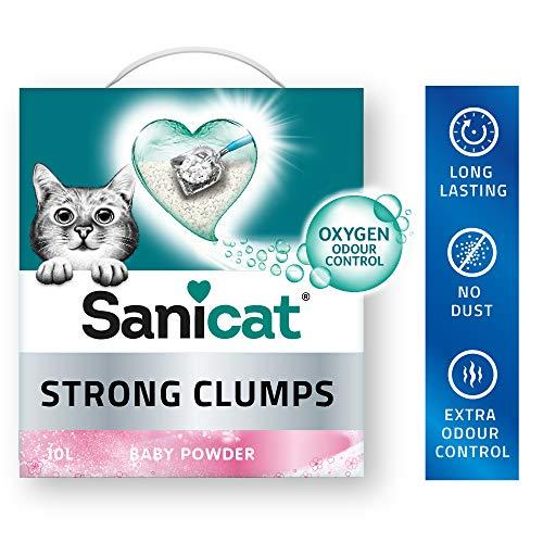 Sanicat Strong Clumps - 10 L 🔥