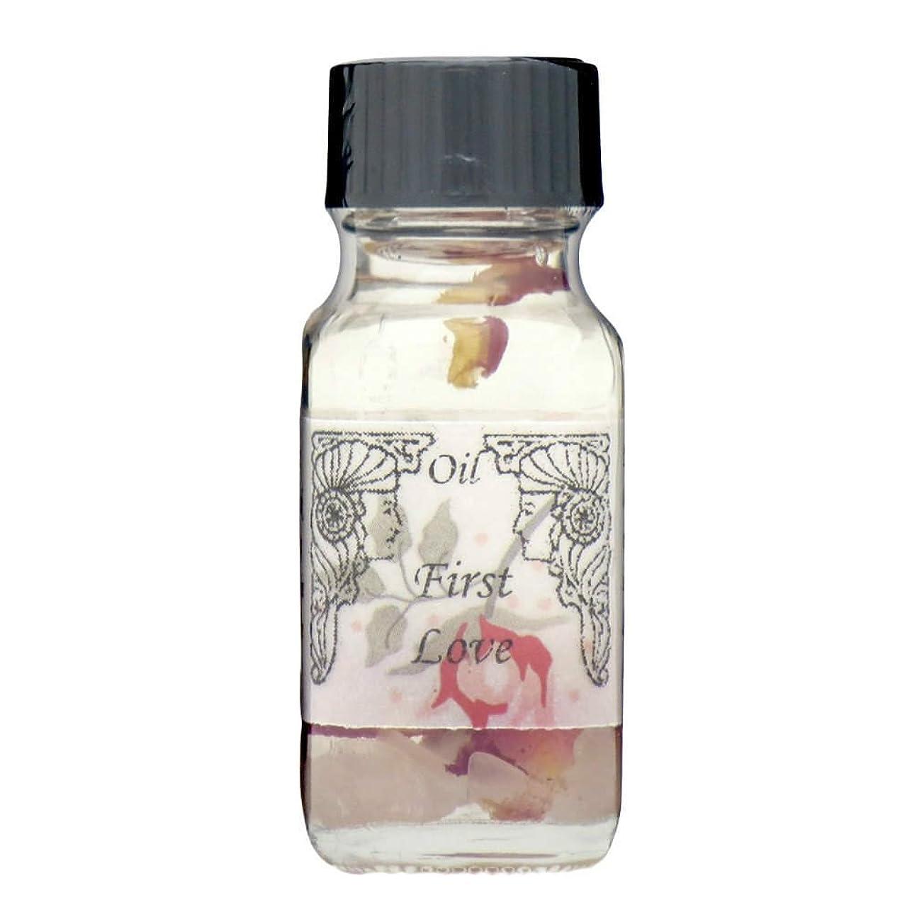 レコーダー飢チャーターアンシェントメモリーオイル ファーストラブ (初恋をもう一度) 15ml (Ancient Memory Oils)