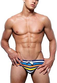 Men's Swimming Briefs Sexy Swimwear Brand Swim Trunks Sexy Low Waist Boxers